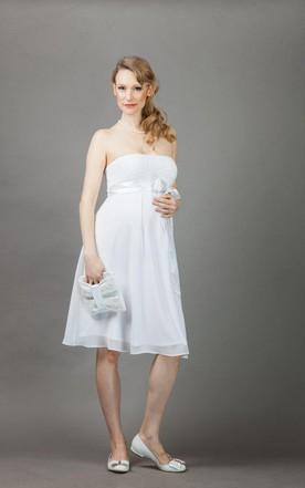 Annie Maternity Wedding Weddig Dress