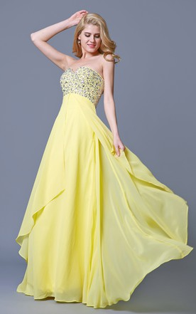 prom dress los angeles
