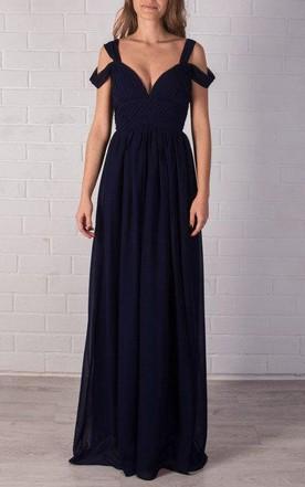 Below the Knee Bridesmaid Dresses