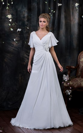 8456140e16f4e Vintage Inspire Bridal Dresses, Retro/Classic Gowns for Wedding ...