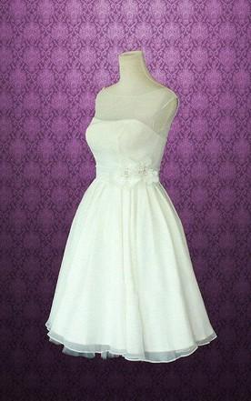 Tea Length Informal Wedding Dresses