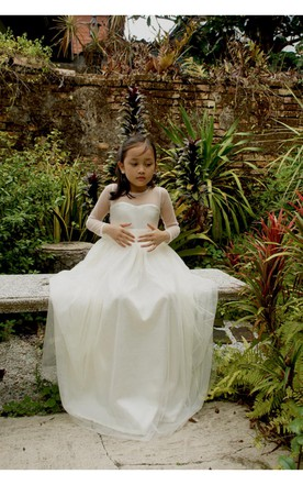 Toddler Wedding Dresses | Flower Girl Dresses - June Bridals