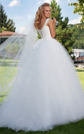 Ball Gowns Wedding Gowns | Corset Princess Bridal Dresses - June Bridals