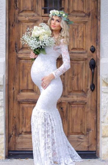 Pregnant Wedding Dress.Maternity Wedding Gowns Pregnant Bridal Dresses June Bridals