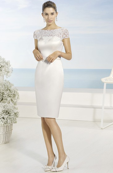 Second Wedding Dresses for Older Brides in Various Style