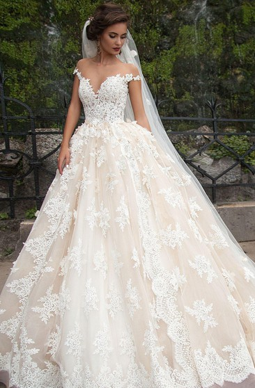 Whimsical Bridal Dress Fairy Style Wedding Gowns June Bridals