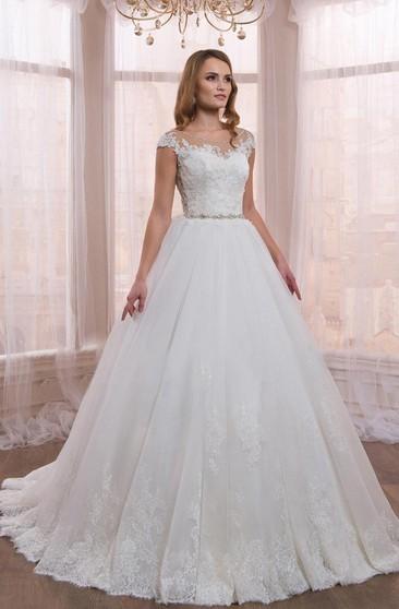Cheap Ball Gown Wedding Dresses Cheap Princess Wedding
