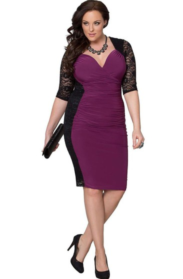 Mother Of The Gloom/Bride Dress Plus Size - June Bridals