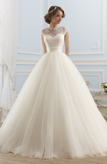 Fall Autumn Wedding Dress June Bridals