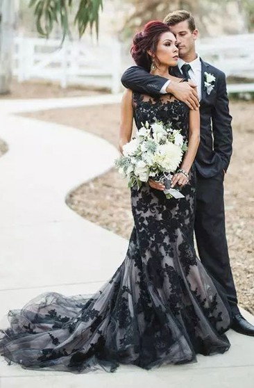 Black Wedding Gown.Black Bridal Dresses Cheap Black Bridal Gowns June Bridals