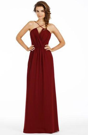 good texture Buy Authentic 2019 real Deep Red Bridesmaid Dresses   Burgundy Bridesmaid Dresses ...