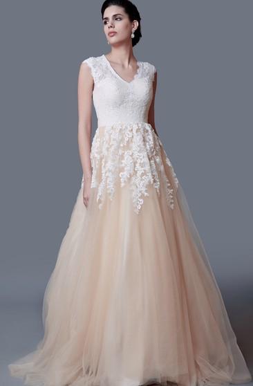 Linen Wedding Dress.Linen Ball Dresses Linen Fabric Wedding Gowns June Bridals