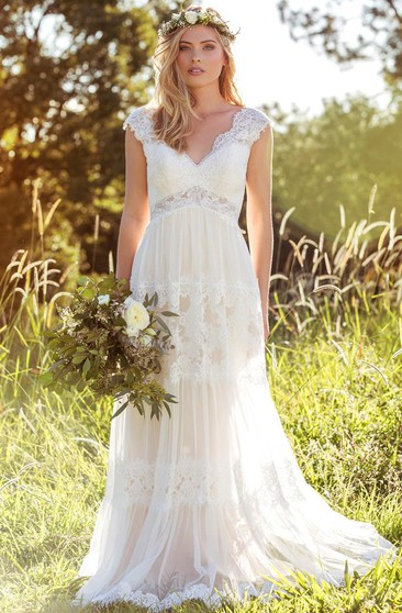 Wedding Dresses For Apple Shape   High Quality Low Price ...