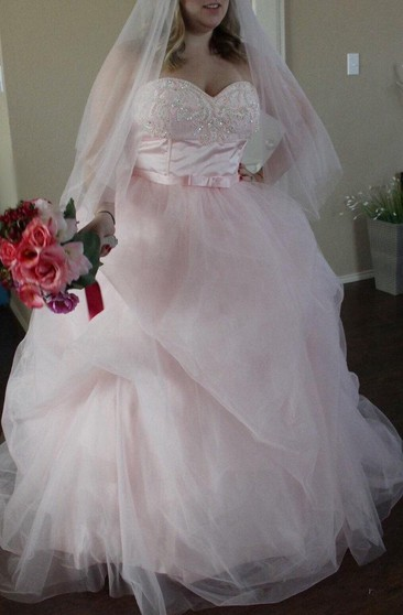 Wedding Gowns for Large Size, Cheap Plus Figured Bridal ...