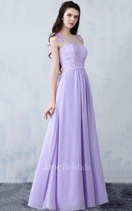 4f39345c14 Purple Lace Bridesmaid Long Prom Evening Evening Gown Wedding Dress