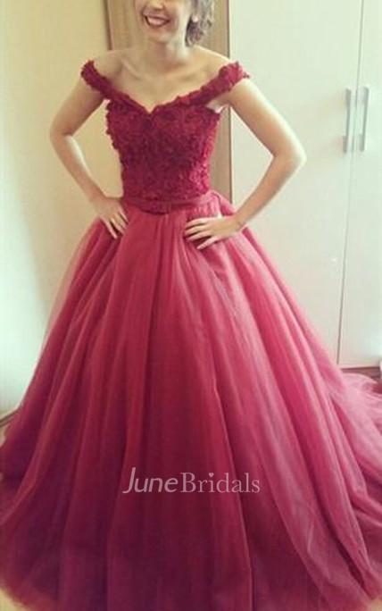Princess Ball Dresses 2018
