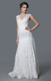 Vibrant Strapless Colored Lace Mermaid Dress June Bridals