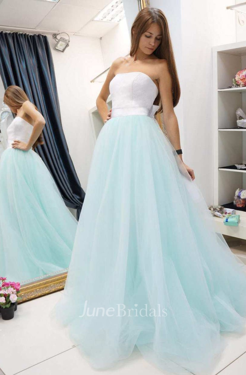 Ball Gown Short Mini Tulle Lace Wedding Dress
